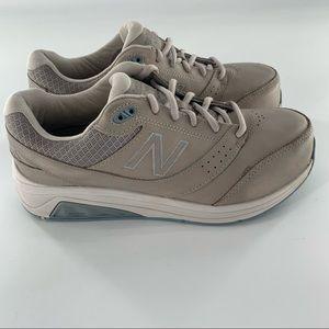 New Balance Leather 928 V3 Lace-up Walking Shoe